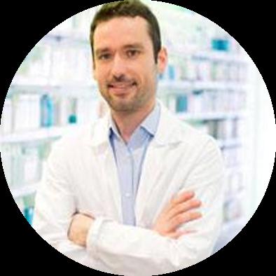 Pharmacien Docteur Henri spécialiste huiles essentielles